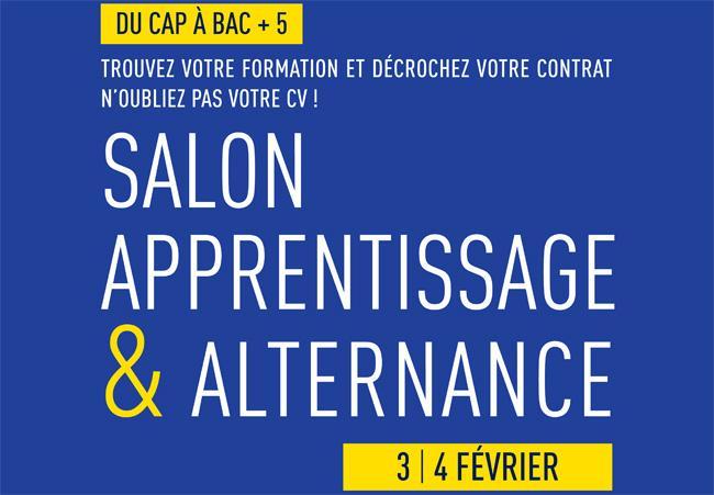 Salon L Etudiant De L Alternance Et De L Apprentissage De
