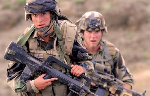 Les Periodes Militaires Dossier Emploi Ouestfrance Emploi