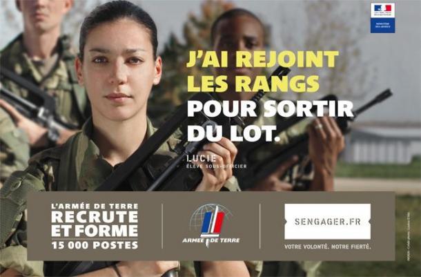 Zoom Sur La Marque Employeur De L Armee De Terre Dossier Emploi