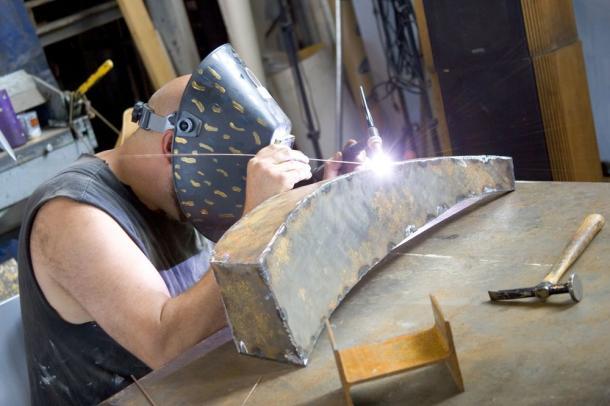Fiche metier ferronnier d'art