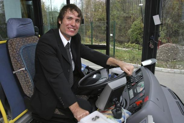 Fiche Metier Conducteur De Car H F Ouestfrance Emploi