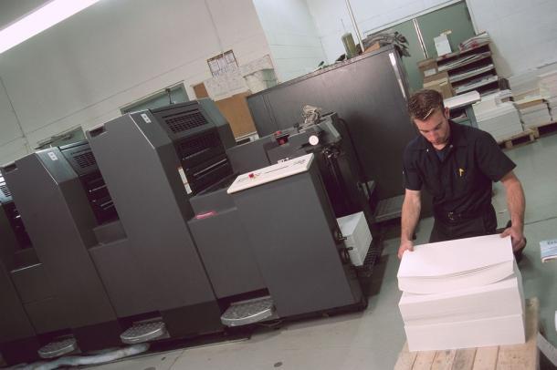 Fiche metier imprimeur