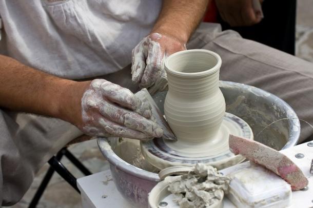 Fiche metier ceramiste