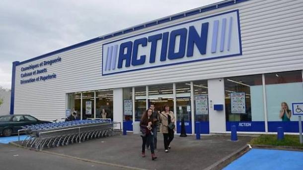 L enseigne Action va créer 500 emplois près d Angers d ici 2020 ... 1b57c58ab49